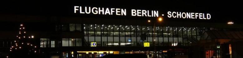 taxi Berlin Schonefeld przejazdy ze Szczecina